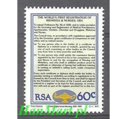 Znaczek Republika Południowej Afryki 1991 Mi 822 Czyste **