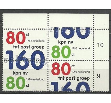 Znaczek Holandia 1998 Mi 1663-1664 Czyste **