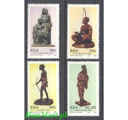 Republika Południowej Afryki 1992 Mi 855-858 Czyste **
