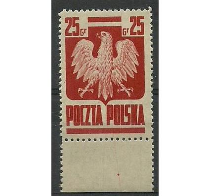 Znaczek Polska 1944 Mi 383 Fi 342 Czyste **