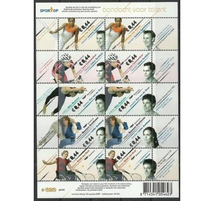 Znaczek Holandia 2009 Mi ark 2680-2684 Czyste **