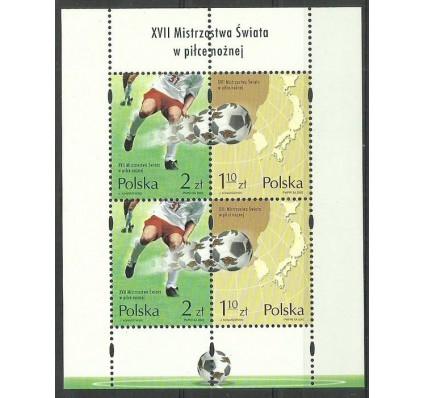 Znaczek Polska 2002 Mi bl 150 Fi bl 179II Czyste **