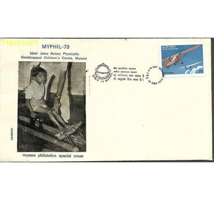 Znaczek Indie 1979 Mi 806 FDC