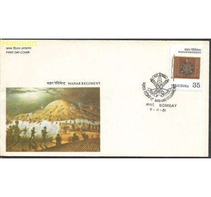 Znaczek Indie 1981 Mi 887 FDC