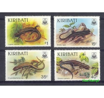 Znaczek Kiribati 1987 Mi 493-496 Czyste **