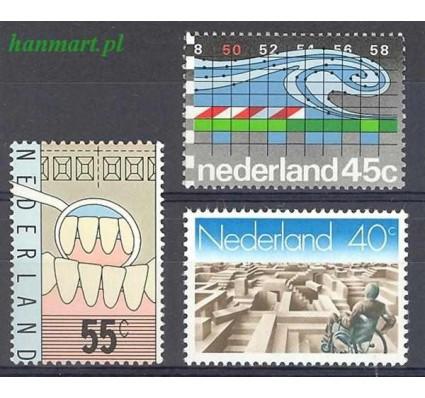 Znaczek Holandia 1977 Mi 1106-1108 Czyste **