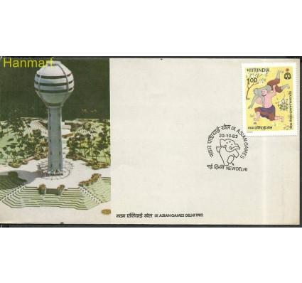 Znaczek Indie 1982 Mi 922 FDC