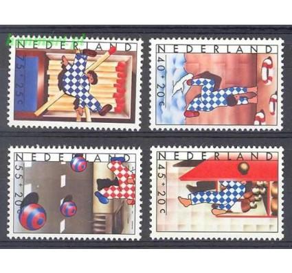 Holandia 1977 Mi 1109-1112 Czyste **