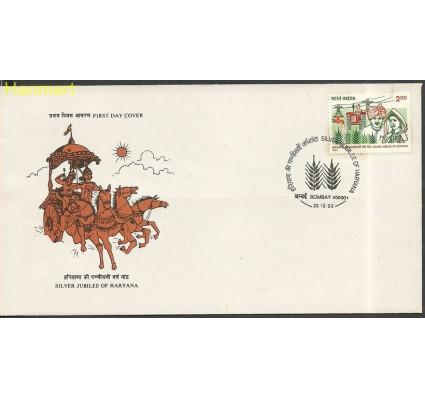 Znaczek Indie 1992 Mi 1373 FDC
