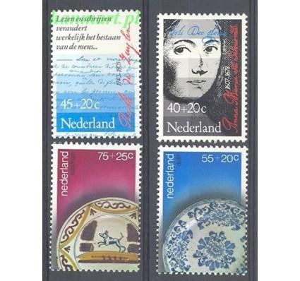 Holandia 1978 Mi 1115-1118 Czyste **