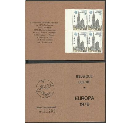 Znaczek Belgia 1978 Mi mh 1943 Czyste **
