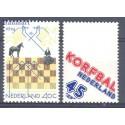 Holandia 1978 Mi 1121-1122 Czyste **