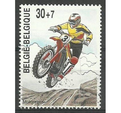 Znaczek Belgia 1999 Mi 2873 Czyste **