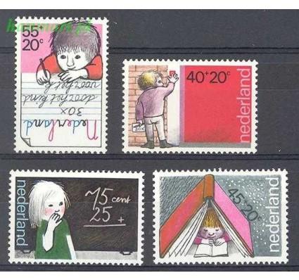 Znaczek Holandia 1978 Mi 1128-1131 Czyste **
