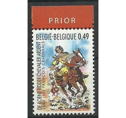 Znaczek Belgia 2003 Mi 3222 Czyste **
