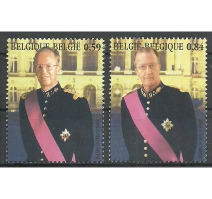 Znaczek Belgia 2003 Mi 3249-3250 Czyste **