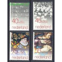 Holandia 1979 Mi 1136-1139 Czyste **