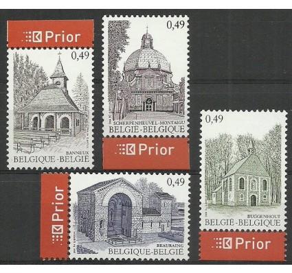 Znaczek Belgia 2004 Mi 3309-3312 Czyste **
