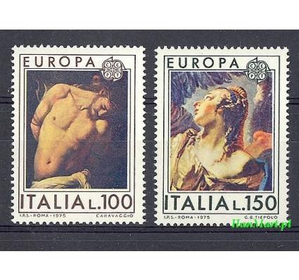 Znaczek Włochy 1975 Mi 1489-1490 Czyste **