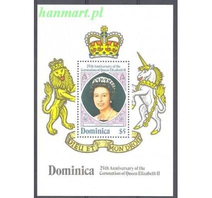 Dominika 1978 Mi bl 49 Czyste **