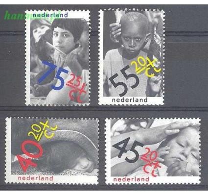 Holandia 1979 Mi 1147-1150 Czyste **