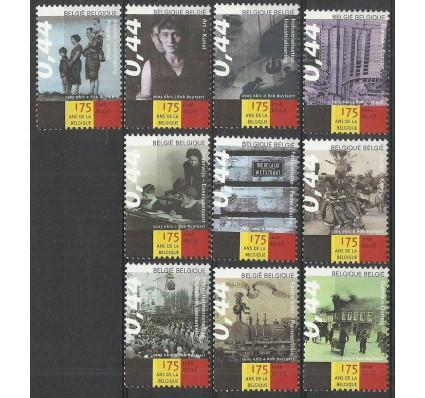 Znaczek Belgia 2005 Mi 3405-3414 Czyste **
