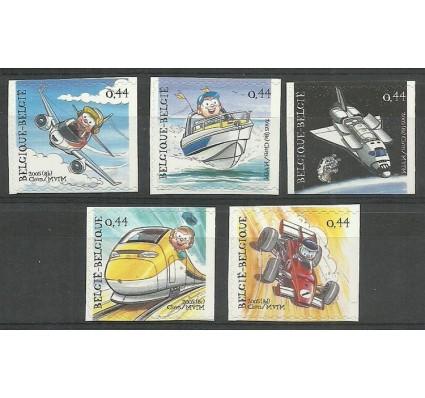 Znaczek Belgia 2005 Mi 3421-3425 Czyste **