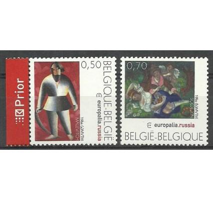 Znaczek Belgia 2005 Mi 3478-3479 Czyste **