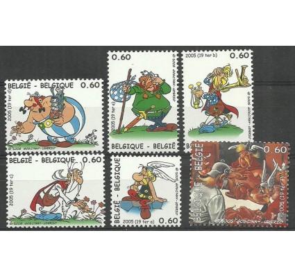 Znaczek Belgia 2005 Mi 3481-3486 Czyste **