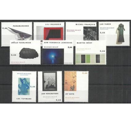 Znaczek Belgia 2005 Mi 3487-3496 Czyste **