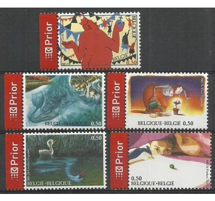 Znaczek Belgia 2005 Mi 3497-3501 Czyste **