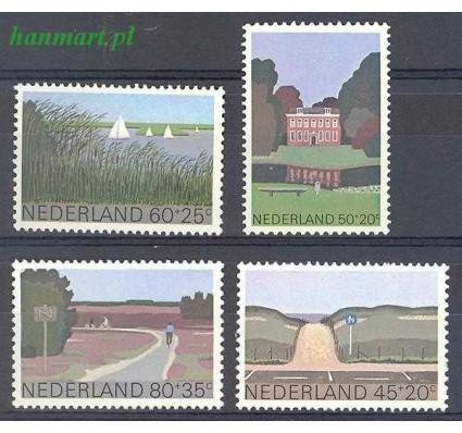 Holandia 1980 Mi 1154-1157 Czyste **