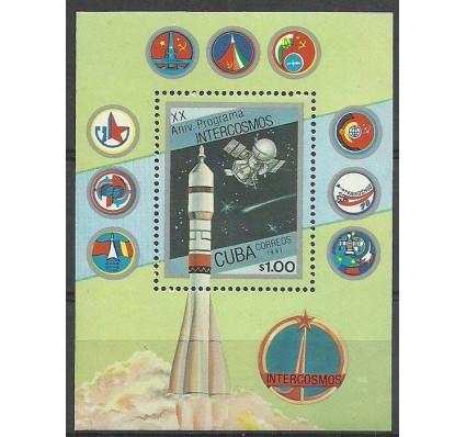 Znaczek Kuba 1998 Mi bl 98 Czyste **