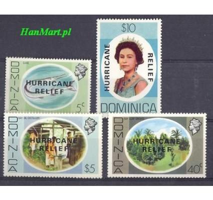 Dominika 1979 Mi 647-650 Czyste **