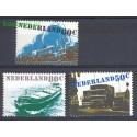 Holandia 1980 Mi 1165-1167 Czyste **