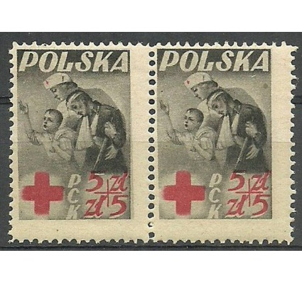 Znaczek Polska 1947 Mi 471 Fi 428 Czyste **