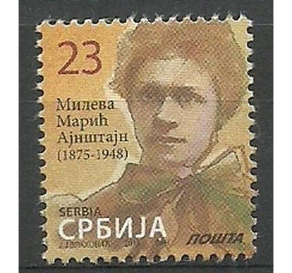 Znaczek Serbia 2014 Mi 549w Czyste **