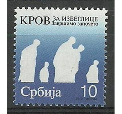 Znaczek Serbia 2010 Mi zwa 32 Czyste **
