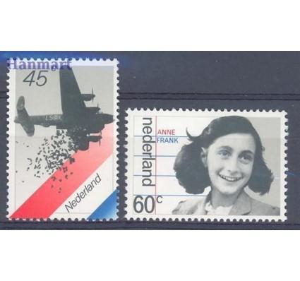 Holandia 1980 Mi 1158-1159 Czyste **