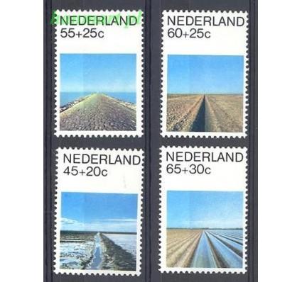 Holandia 1981 Mi 1176-1179 Czyste **
