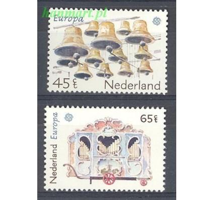 Holandia 1981 Mi 1186-1187 Czyste **