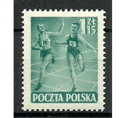 Znaczek Polska 1952 Mi 752 Fi 614 Czyste **