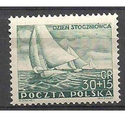 Znaczek Polska 1952 Mi 754 Fi 616 Czyste **