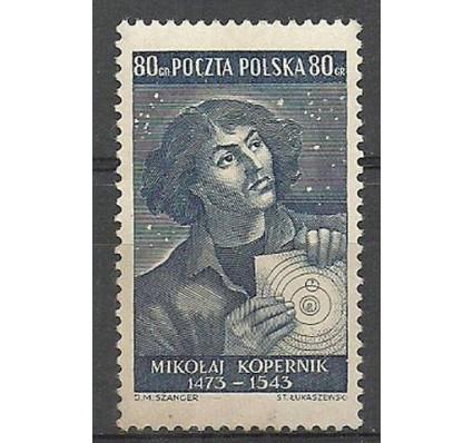 Znaczek Polska 1953 Mi 806 Fi 668 Czyste **