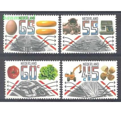 Znaczek Holandia 1981 Mi 1189-1192 Czyste **