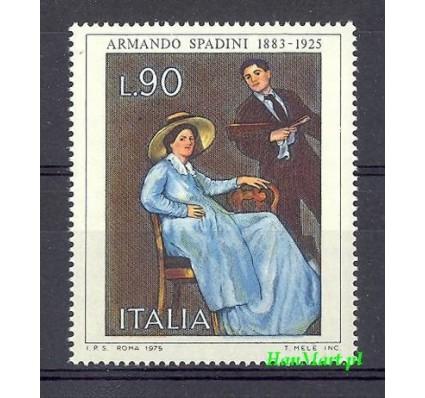 Znaczek Włochy 1975 Mi 1497 Czyste **