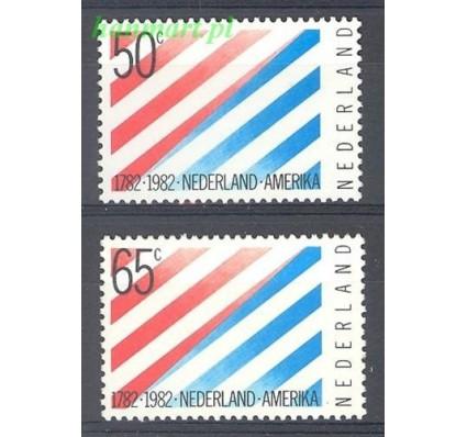 Holandia 1982 Mi 1207-1208 Czyste **
