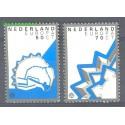 Holandia 1982 Mi 1219-1220 Czyste **