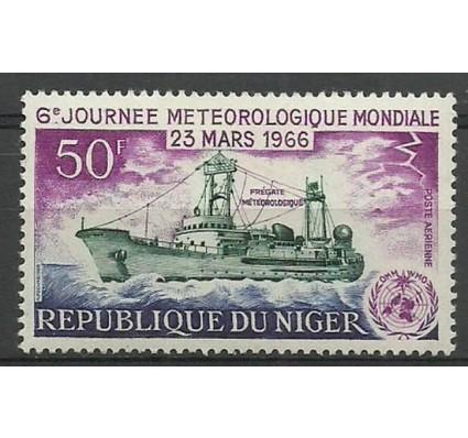 Znaczek Niger 1966 Mi 117 Czyste **