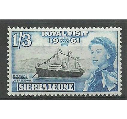 Znaczek Sierra Leone 1961 Mi 205 Czyste **